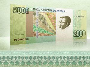 BNA – Nova moeda nacional