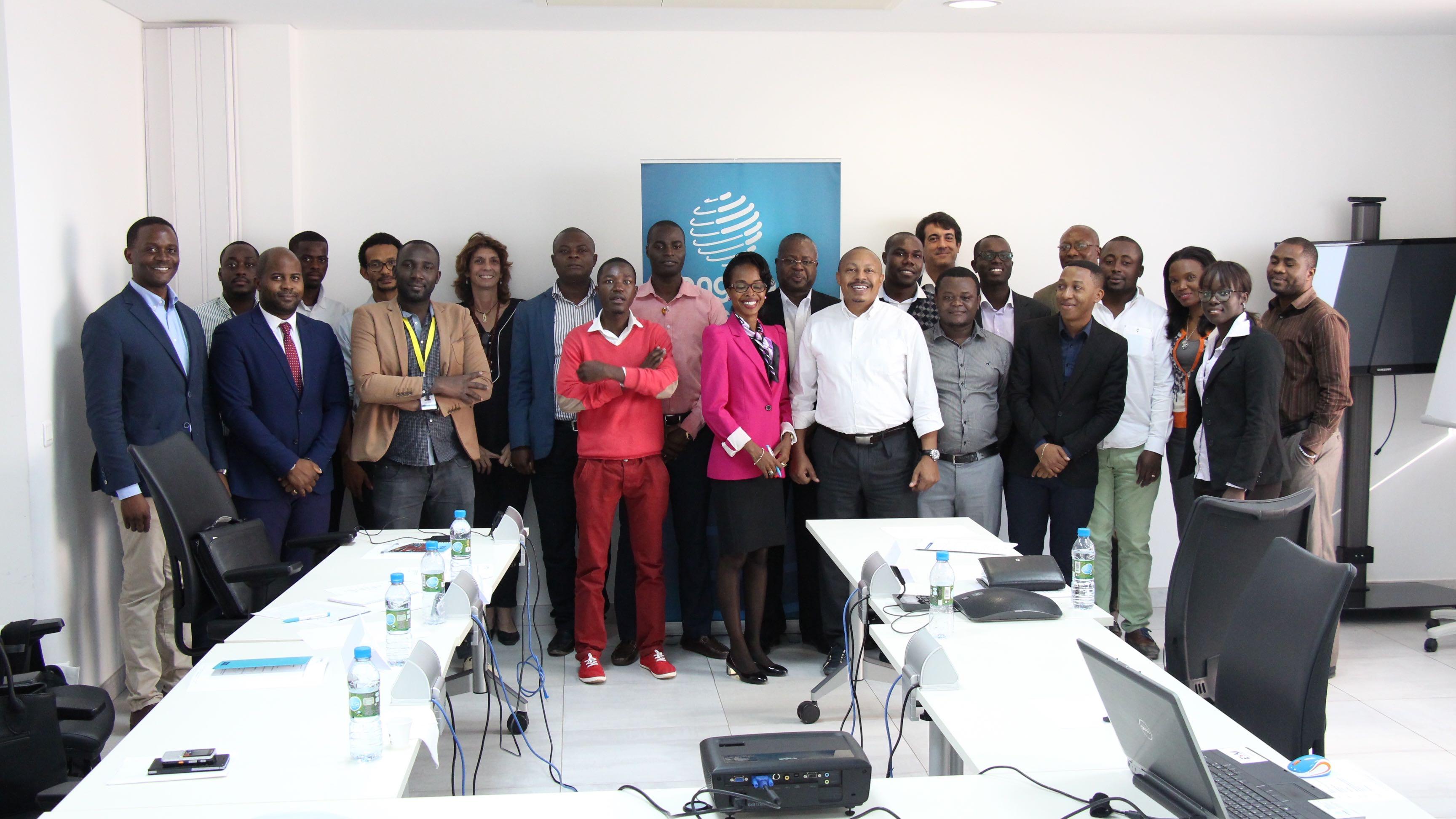 Primeira formação sobre Telecomunicações para Jornalistas